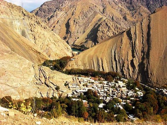 روستای خوزنکلا کرج روستای خوزنکلا کرج