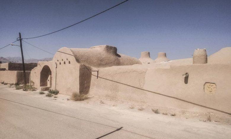 روستای چم یزد ، پایتخت زرتشت نشینان