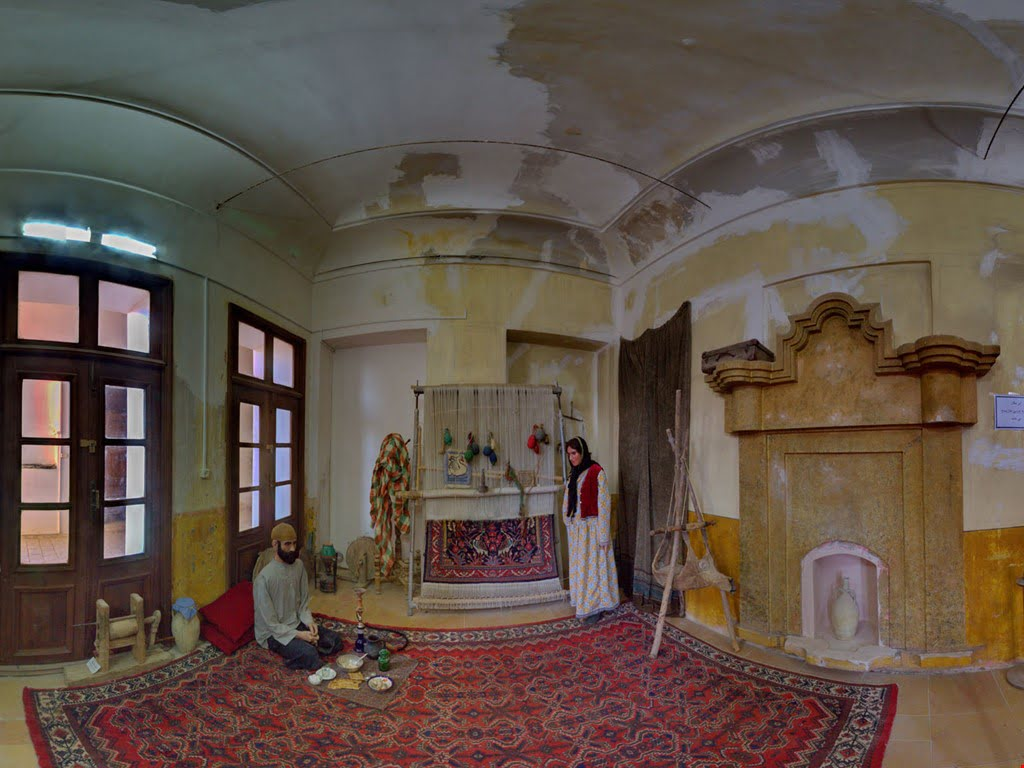 قلعه سالار محتشم ، موزه مردم شناسی خمین