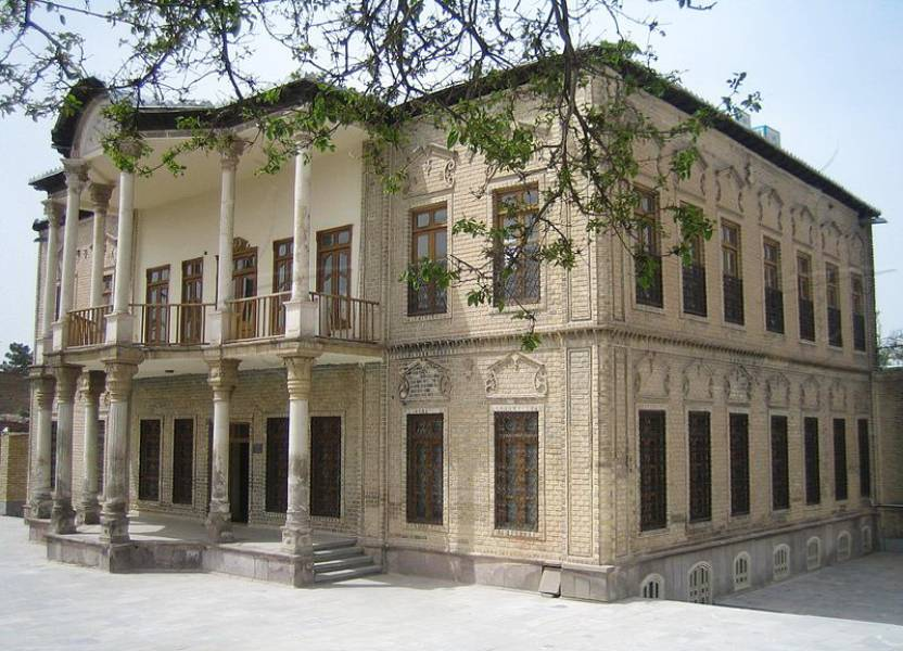 عمارت شهرداری قزوین عمارت شهرداری قزوین
