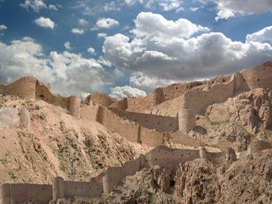 قلعه کوه قاین ( قلعه حسین قاینی )