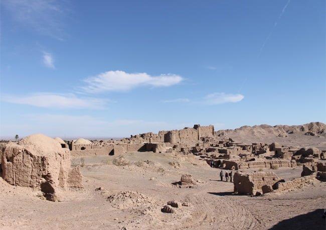 قلعه تاریخی روستای کشیت قلعه تاریخی روستای کشیت