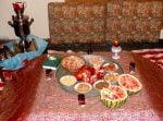 مراسم شه و چله کردستان