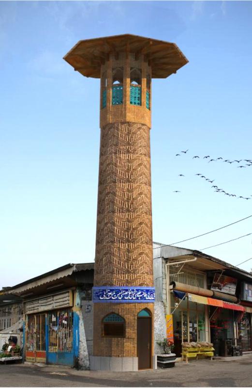 مسجد ساغری سازان