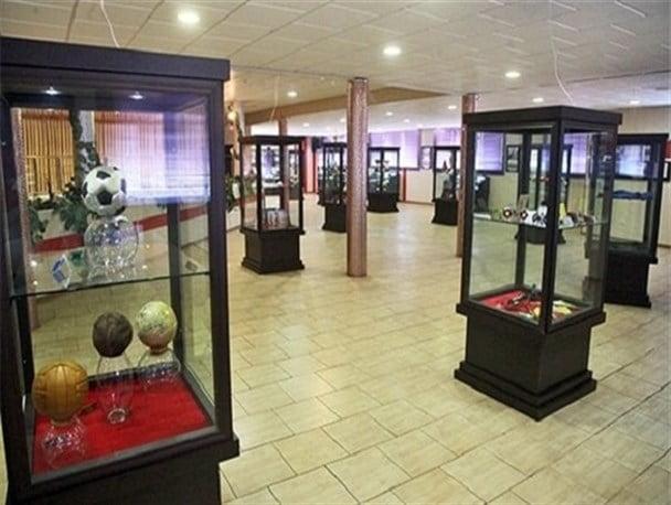 موزه فوتبال آذربایجان موزه فوتبال آذربایجان