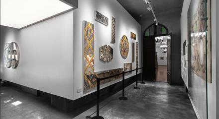 موزه منیره فرمانفرمائیان،اولین موزه هنرمند زن ایرانی موزه منیره فرمانفرمائیان ، اولین موزه هنرمند زن ایرانی