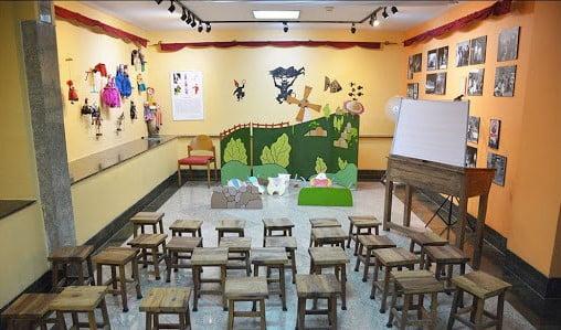 موزه کودکی تهران موزه کودکی ایرانک تهران