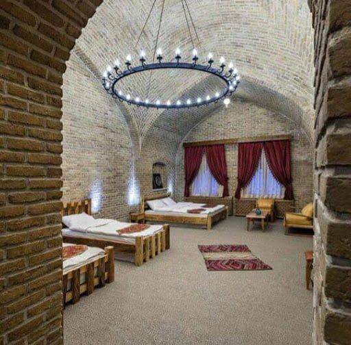 هتل سنتی کاروانسرای یام هتل سنتی کاروانسرای یام