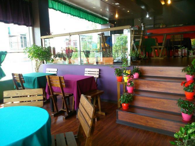 کافه سفال آنسو تهران کافه سفال آنسو تهران
