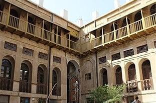 عمارت نعمتی بوشهر عمارت نعمتی بوشهر
