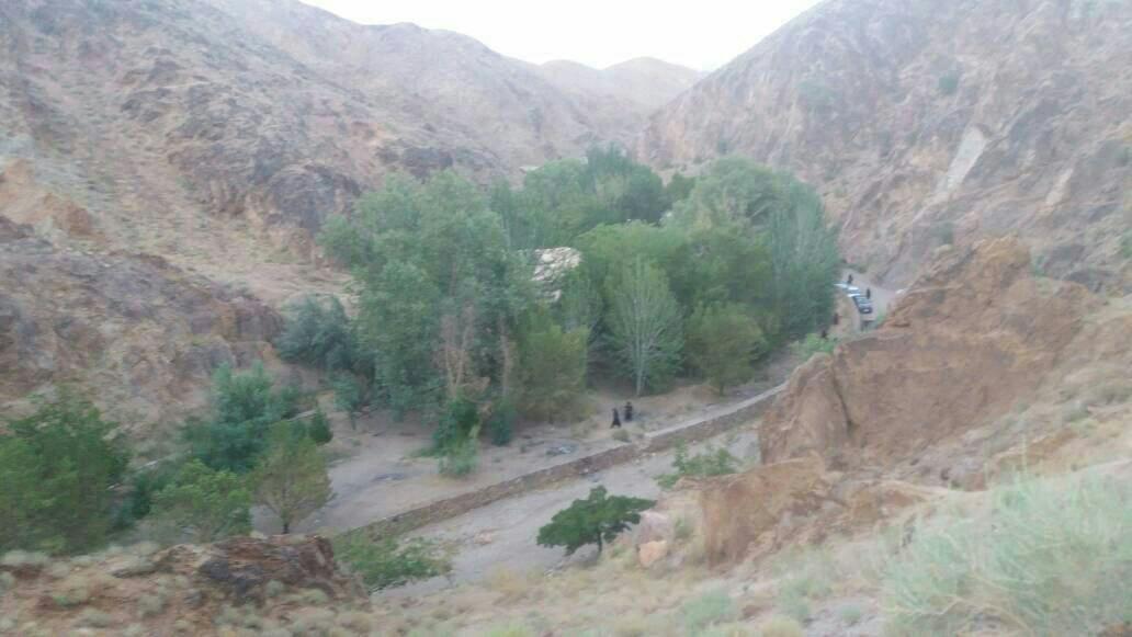 چشمه آباد بخش یزدان آباد کرمان