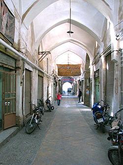 بازار پنجه علی یزد بازار پنجه علی یزد