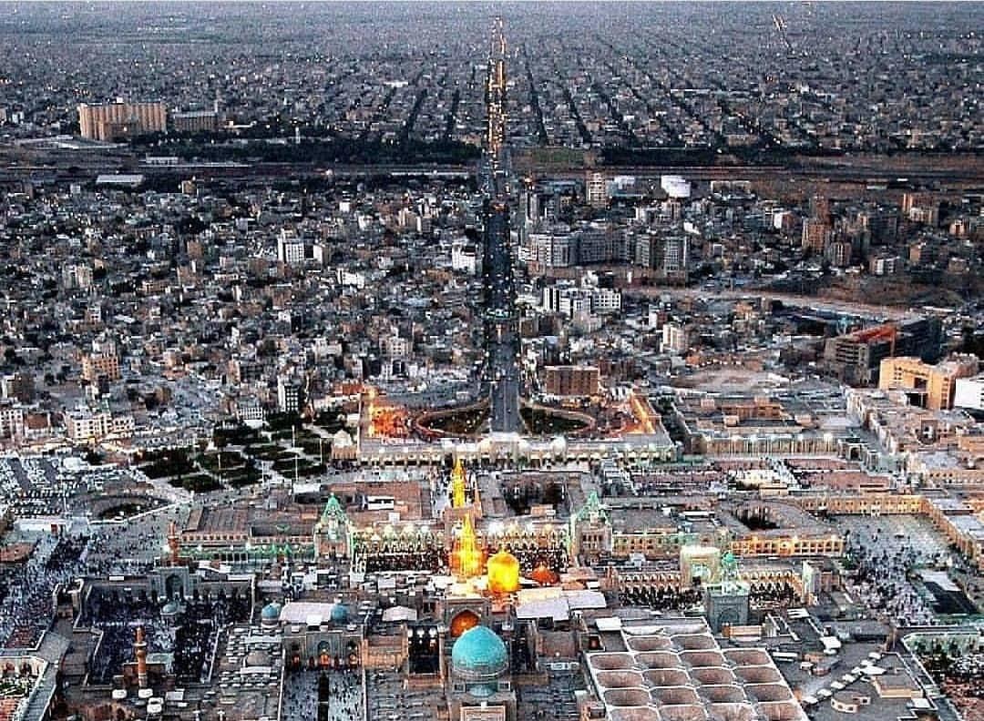 جاهای دیدنی مشهد تب مسافرت تابستانی پساکرونا - تور مشهد