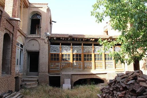 خانه تاریخی دکتر اسدی قزوین خانه تاریخی دکتر اسدی قزوین