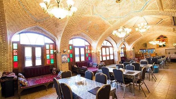 رستوران باغ شازده تهران رستوران باغ شازده تهران