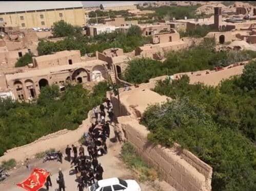 روستای ابرند آباد یزد روستای ابرند آباد یزد