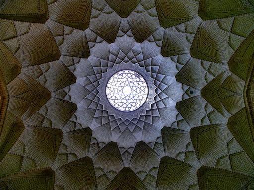 سقف های یزد معماری بی نظیر از یادرفته  سقف های یزد معماری بی نظیر از یادرفته