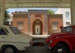 موزه پمپ بنزین دروازه دولت تهران