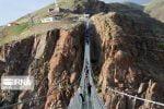 پل شیشه ای هیر ، اولین پل شیشه ای قوسی جهان