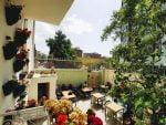 کافه حیاط ۶۵ تهران