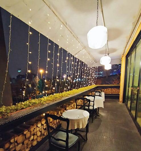 کافه گالری اتفاق کافه گالری اتفاق تهران