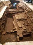 اکتشافات  باستان شناسی در بازار حضرتی تهران