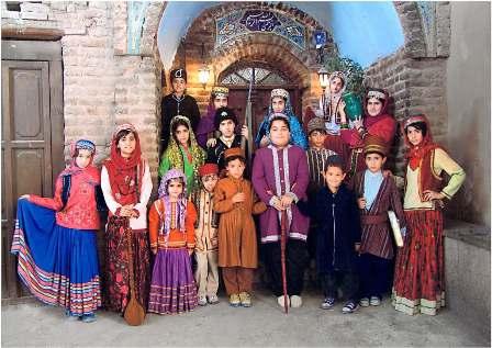 گردشگری کودک  وضعیت گردشگری کودک و نوجوان در ایران و جهان