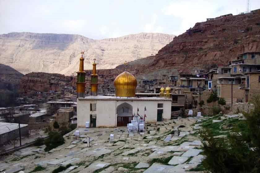 امامزاده محمد باقر اسفیدان