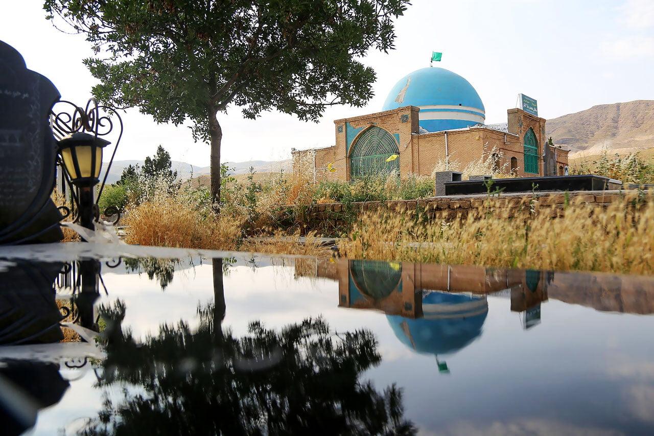 امامزاده محمد رضا لنگر