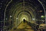 تونل نوری میدان تجریش