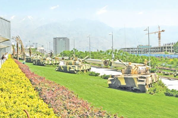 تپه های عباس آباد تهران