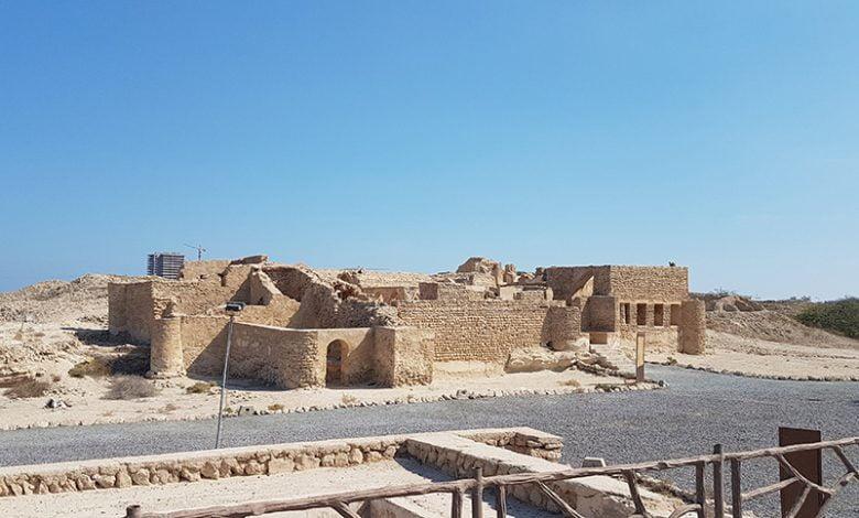 حمام تاریخی کیش