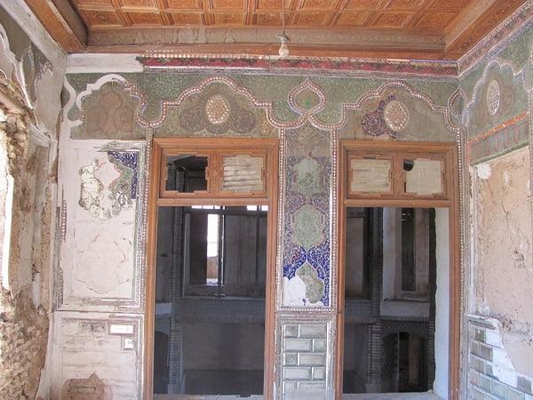خانه بصیرالسلطنه شیراز
