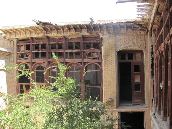 خانه بصیری شیراز( بصیر السلطنه شیراز)