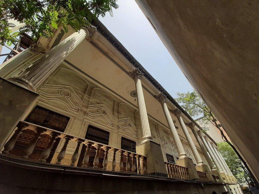 خانه حاکم تهران ( موزه بانک ملت )