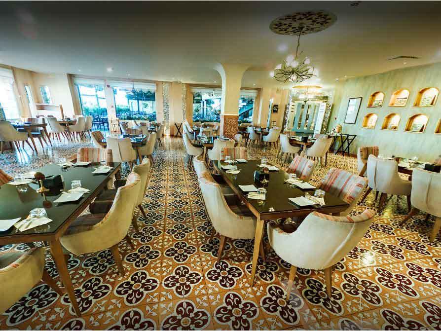 رستوران مشاهیر اصفهان
