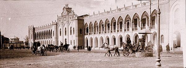 عمارت بلدیه تهران