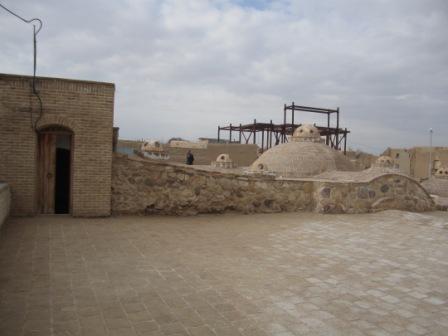 موزه گرمابه و تاریخ شهر فاروج