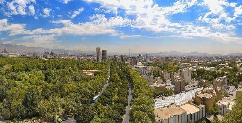 محله ی دارآباد تهران