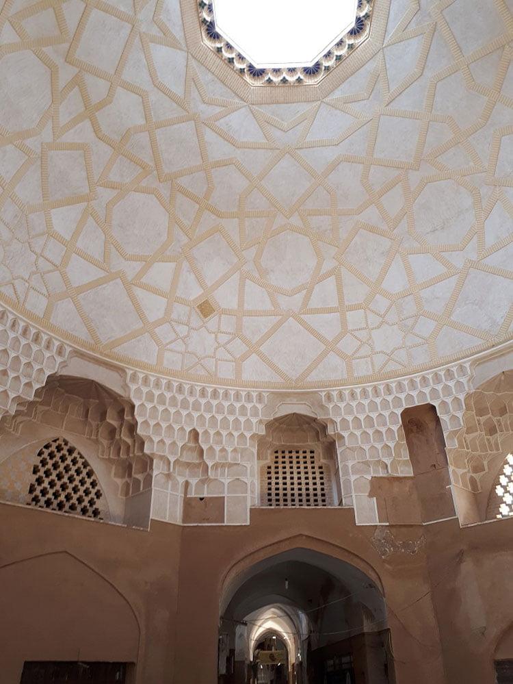 چهارسوق شاه یحیی یزد