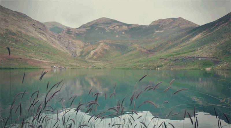 دریاچه لزور، گنج پنهان تهران