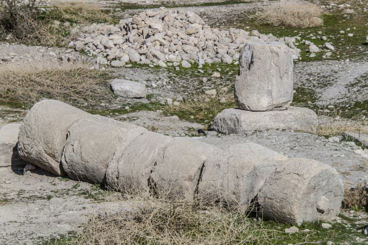 سربازخانه بیشاپور