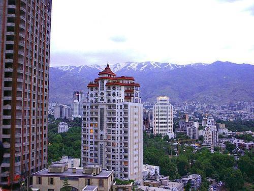 محله الهیه تهران