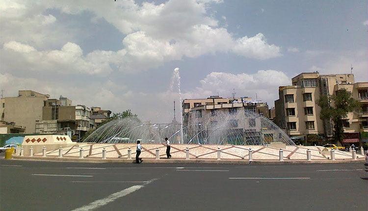 محله جمهوری تهران