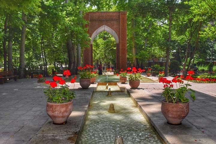محله ده ونک تهران