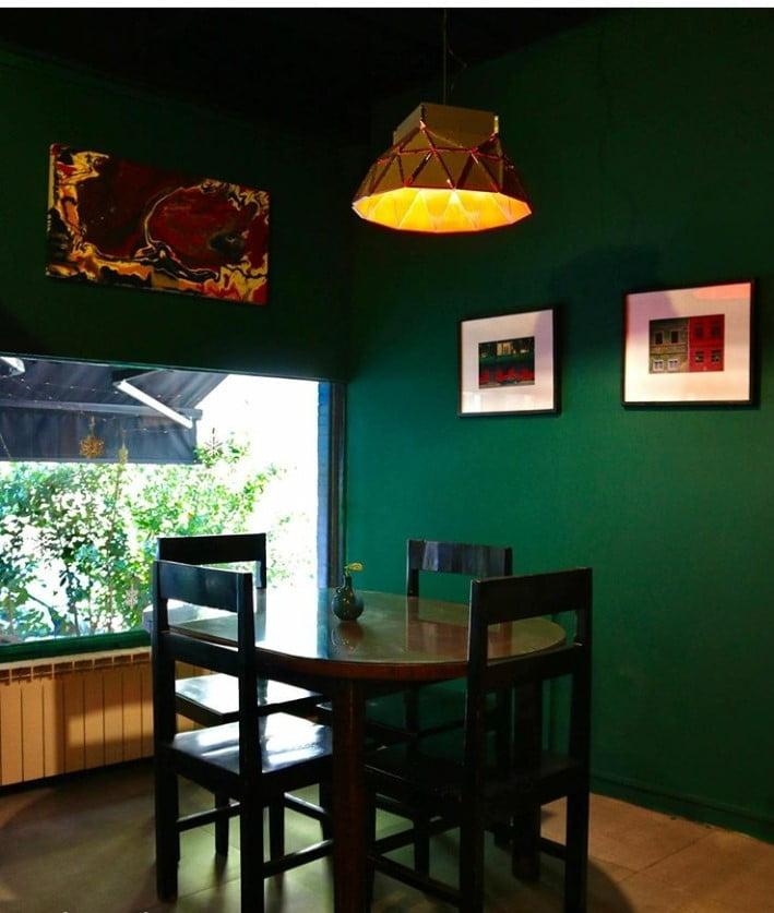 کافه گالری آرتیست تهران