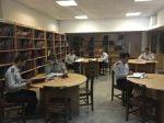 کتابخانه آتش نشانی تهران
