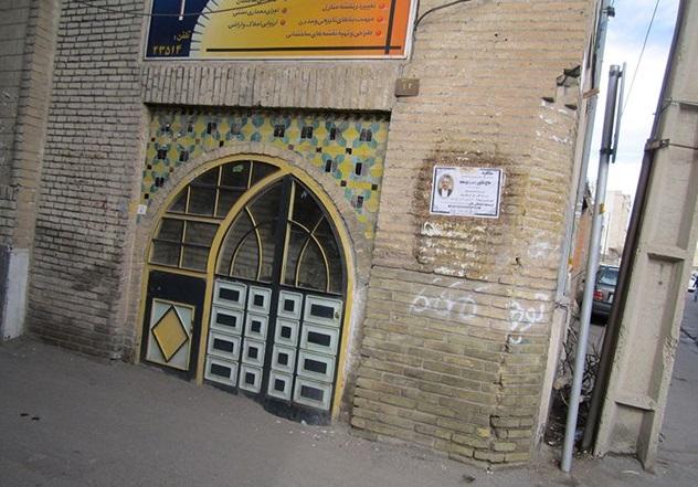آب انبار عباسقلی خان زنجان