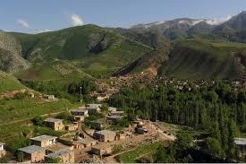 آسیاب آبی روستای دهشیر