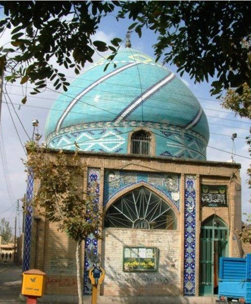 امامزاده محمد بن احمد ابهر